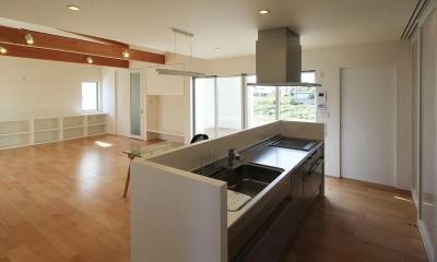 K4-House (対面式キッチン)