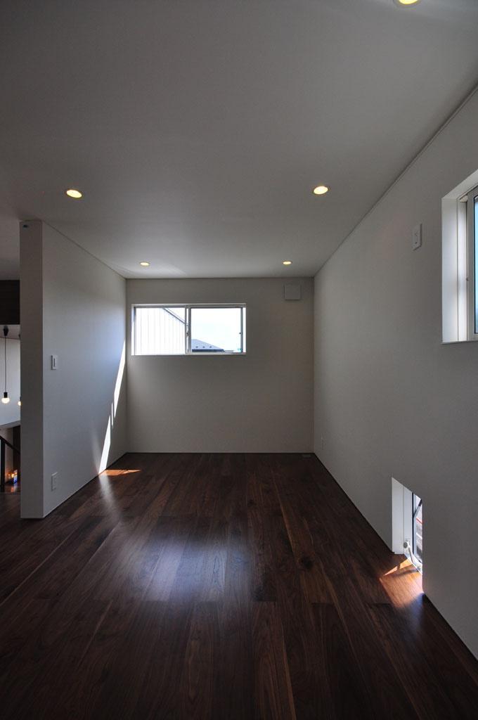 floating living-room houseの写真 ベッドルーム1