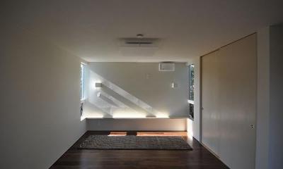 floating living-room house (ベッドルーム2)
