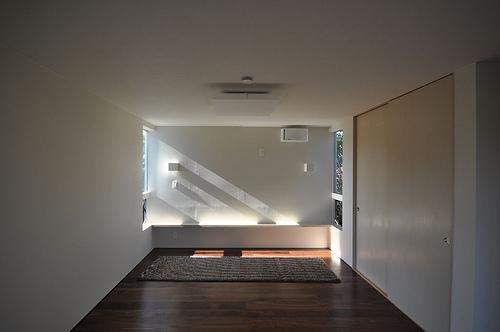 floating living-room houseの写真 ベッドルーム2