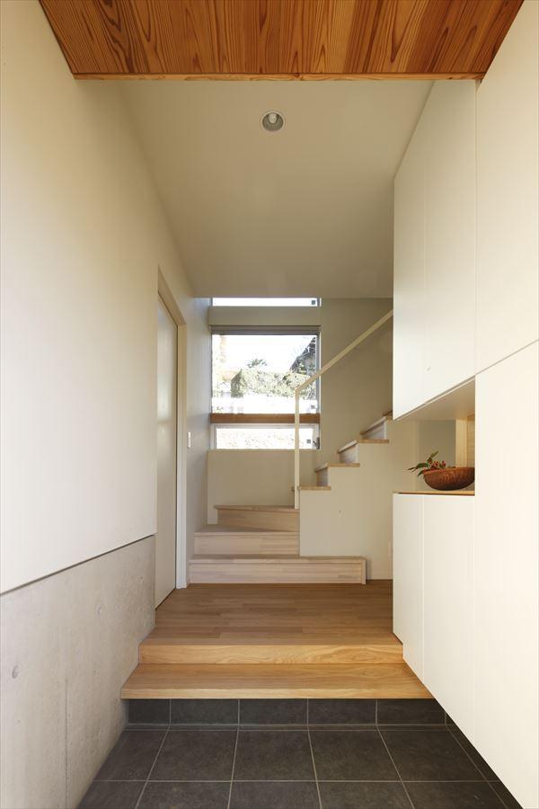 ソラノコトバの部屋 玄関(撮影:Studio Ba-Tsu)