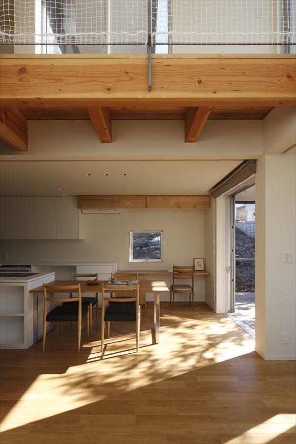 ソラノコトバの部屋 ダイニングキッチン(撮影:Studio Ba-Tsu)