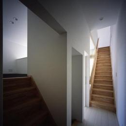 倉敷の家 (中2階キッズスペース(撮影:野村和慎))