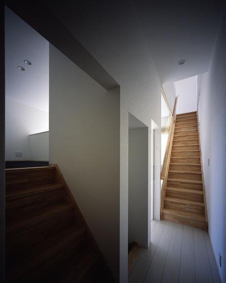 倉敷の家の部屋 中2階キッズスペース(撮影:野村和慎)