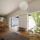 樋口 章の住宅事例「草津のコートハウス」