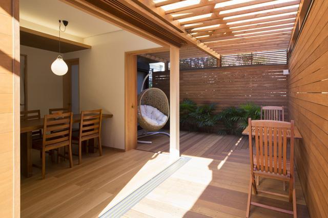 建築家:奥野八十八「嵯峨の家-1」