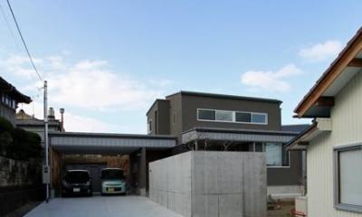 宇ノ気町の家