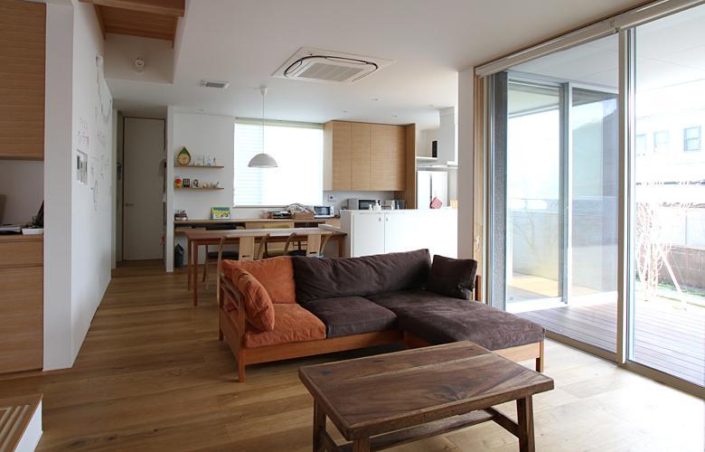 宇ノ気町の家の部屋 広々LDK-1