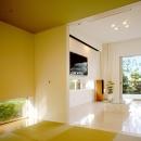 小林 亙の住宅事例「T-House <ガラスルーバーの家>」