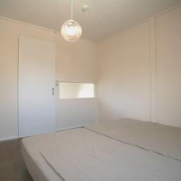 N's residence (シンプルなベッドルーム)