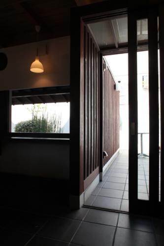 ギャラリーYuiの部屋 玄関