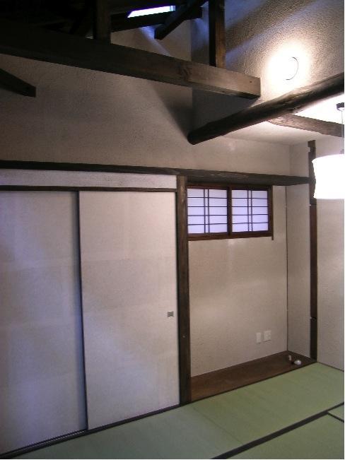 新松戸のリフォームの部屋 和室