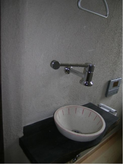 新松戸のリフォーム (洗面器)