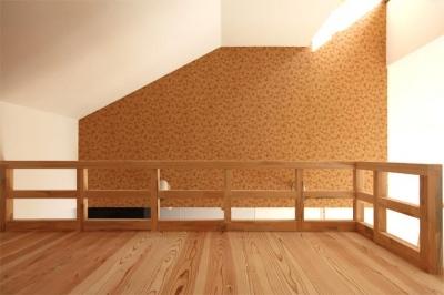 箕面のマンション (ワンルーム-ロフト1)