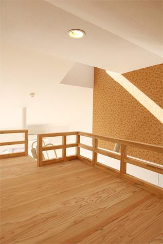 箕面のマンションの部屋 ワンルーム-ロフト2