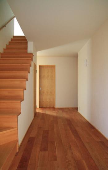 八神の家の部屋 廊下・階段