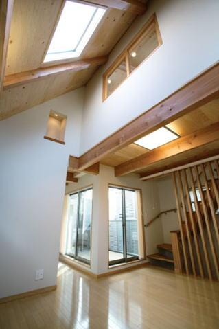 建築家:田崎修一「光と風の家」