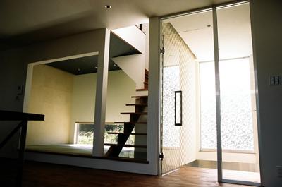 アタタカナシンプルナの部屋 小上がりの和室