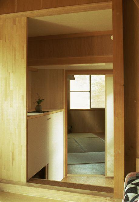 山方(母の住宅)の部屋 玄関