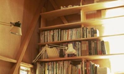書斎|山方(母の住宅)