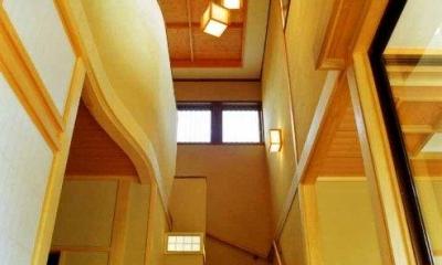 小森邸 (階段)