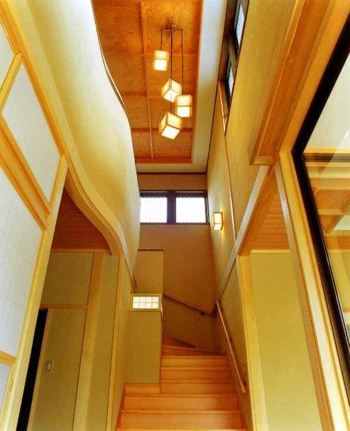 階段 (小森邸)
