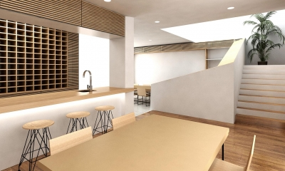 Terrace House project