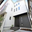 高砂建設の住宅事例「U様邸「ハンモックと薪ストーブのある暮らし」」