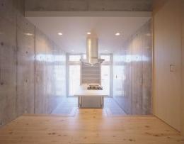 cabina (kitchen1(撮影:Satoshi Asakawa))