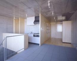 cabina (kitchen2(撮影:Satoshi Asakawa))