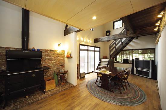 建築家:久和幸司「O邸(リフォーム物件)」