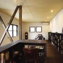 2階趣味の空間