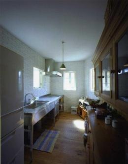 住宅作品2 (キッチン)