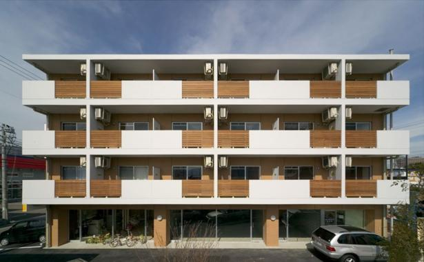 H3-Housingの部屋 マンション外観