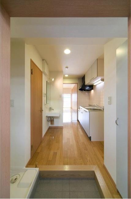 H3-Housingの部屋 room-玄関