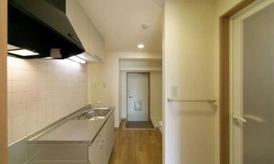 H3-Housing (room-キッチン)