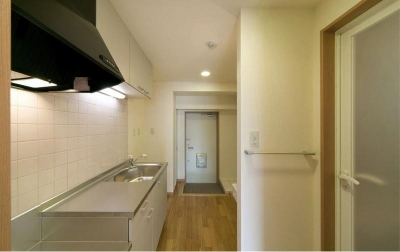 room-キッチン (H3-Housing)