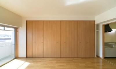 H3-Housing (約2間幅のクローゼット)