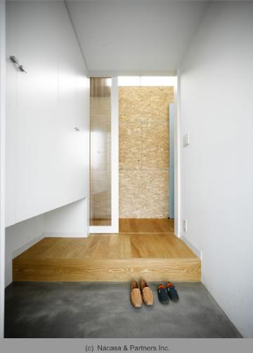 BENTO(ベント)の部屋 玄関