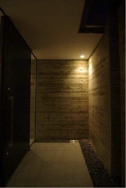 橦木の家の写真 玄関
