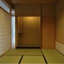リビング内の和室