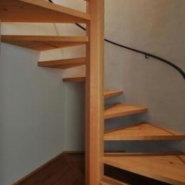 豊田の家 (階段室)