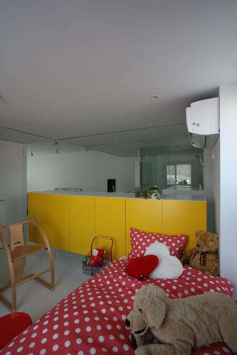 大倉山のマンション_リノベーション (子供室)