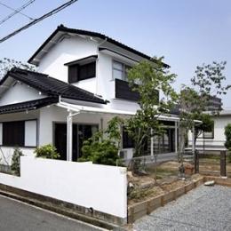 仁川台の住まい (外観)