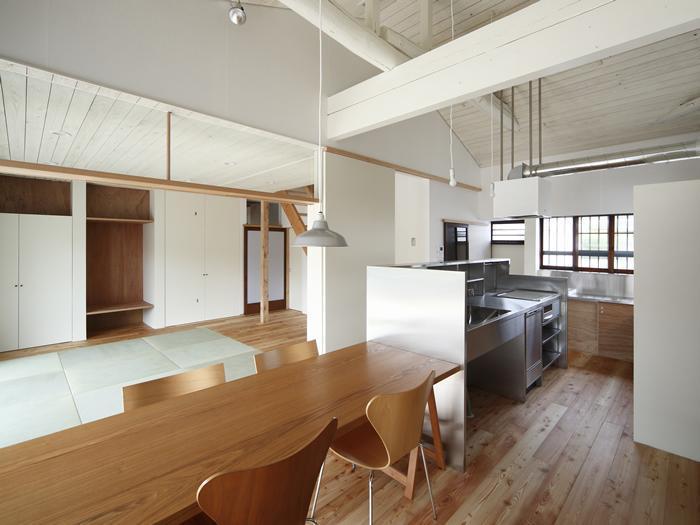 建築家:樋口 章「仁川台の住まい」