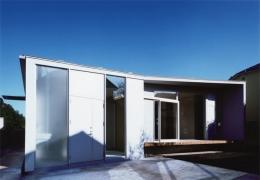 藤沢の家 (外観(撮影:Mitsuo Matsuoka))
