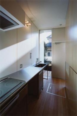 藤沢の家 (キッチン(撮影:Mitsuo Matsuoka))
