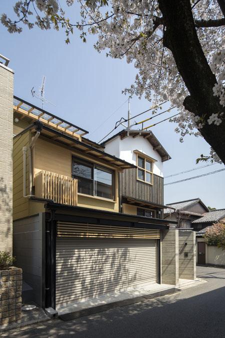 花園の家 (外観(撮影 : 母倉知樹))