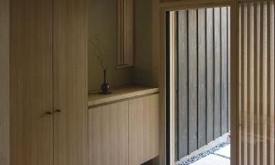 花園の家/スケルトン・リノベーションで耐震・断熱改修も行った和風の住まい