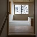 花園の家/スケルトン・リノベーションで耐震・断熱改修も行った和風の住まいの写真 和室2(撮影 : 母倉知樹)
